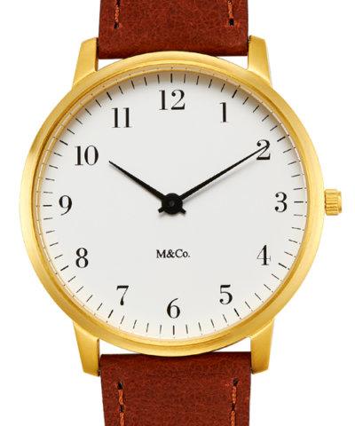 M&Co Bodoni Brass