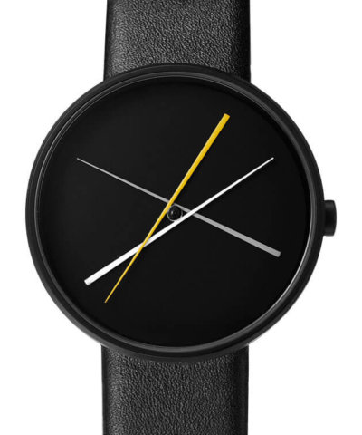 Crossover Watch Black