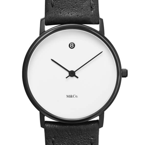 M&Co Date Watch